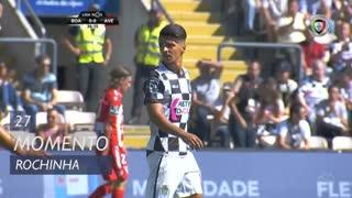 Boavista FC, Jogada, Rochinha aos 27'