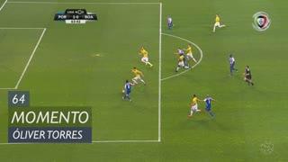 FC Porto, Jogada, Óliver Torres aos 64'