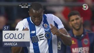 GOLO! FC Porto, Marega aos 57', GD Chaves 0-3 FC Porto