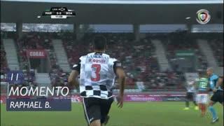 Boavista FC, Jogada, Raphael Rossi aos 11'
