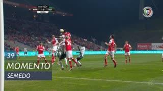 Vitória FC, Jogada, Semedo aos 39'