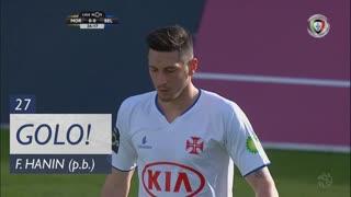 GOLO! Moreirense FC, Florent  Hanin (p.b.) aos 27', Moreirense FC 1-0 Belenenses
