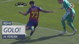 GOLO! GD Chaves, Matheus Pereira aos 90'+4', Rio Ave FC 2-1 GD Chaves