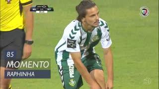 Vitória FC, Jogada, Rafinha aos 85'