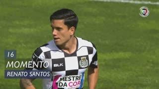Boavista FC, Jogada, Renato Santos aos 16'