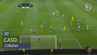 FC Porto, Caso, Corona aos 30'