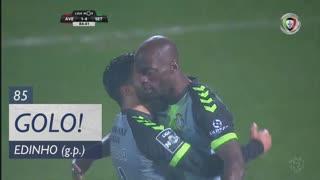 GOLO! Vitória FC, Edinho aos 85', CD Aves 1-4 Vitória FC