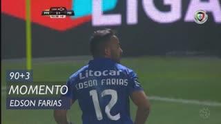 CD Feirense, Jogada, Edson Farias aos 90'+3'
