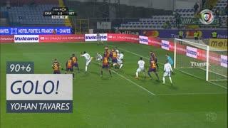 GOLO! Vitória FC, Yohan Tavares aos 90'+6', GD Chaves 2-2 Vitória FC
