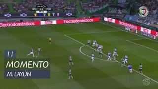 FC Porto, Jogada, M. Layún aos 11'
