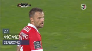 SL Benfica, Jogada, H. Seferovic aos 27'