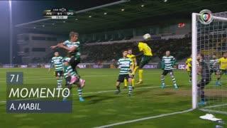 FC P.Ferreira, Jogada, A. Mabil aos 71'