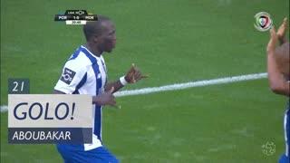 GOLO! FC Porto, Aboubakar aos 21', FC Porto 2-0 Moreirense FC