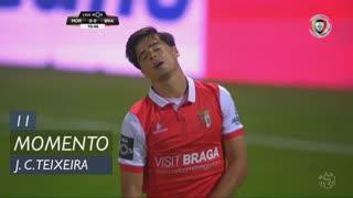 SC Braga, Jogada, João Carlos Teixeira aos 11'
