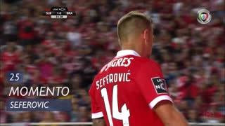 SL Benfica, Jogada, H. Seferovic aos 25'
