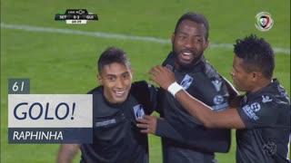 GOLO! Vitória SC, Raphinha aos 61', Vitória FC 0-2 Vitória SC