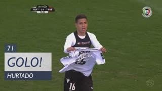 GOLO! Vitória SC, Hurtado aos 71', Vitória SC 2-1 CD Aves