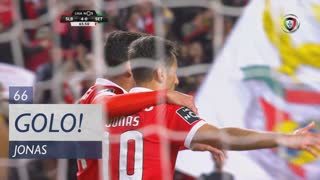 GOLO! SL Benfica, Jonas aos 66', SL Benfica 4-0 Vitória FC