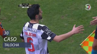 Boavista FC, Caso, Talocha aos 39'