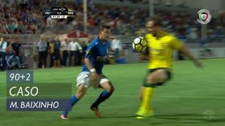 FC P.Ferreira, Caso, Marco Baixinho aos 90'+1'