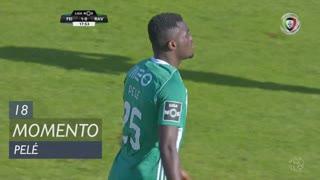Rio Ave FC, Jogada, Pelé aos 18'