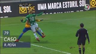 Moreirense FC, Caso, R. Peña aos 79'