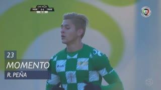 Moreirense FC, Jogada, R. Peña aos 23'
