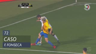 Estoril Praia, Caso, Fernando Fonseca aos 72'