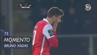 SC Braga, Jogada, Bruno Xadas aos 75'