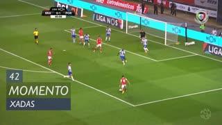 SC Braga, Jogada, Bruno Xadas aos 42'