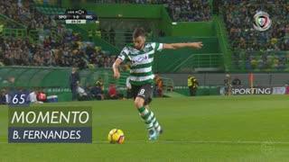 Sporting CP, Jogada, Bruno Fernandes aos 65'
