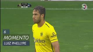 FC P.Ferreira, Jogada, Luiz Phellype aos 6'