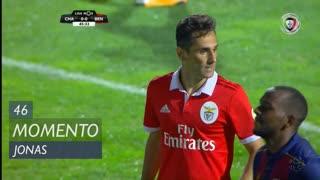 SL Benfica, Jogada, Jonas aos 46'