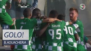 GOLO! Moreirense FC, B. Aouacheria aos 19', Moreirense FC 1-0 Rio Ave FC