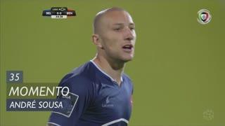 Os Belenenses, Jogada, André Sousa aos 35'