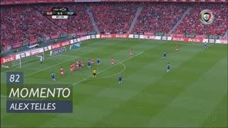 FC Porto, Jogada, Alex Telles aos 82'