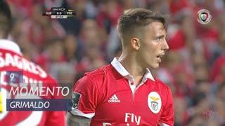 SL Benfica, Jogada, Álex Grimaldo aos 9'