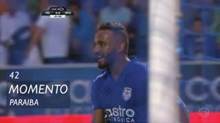 CD Feirense, Jogada, Edson Farias aos 42'
