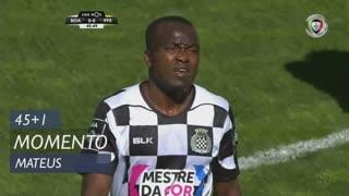 Boavista FC, Jogada, Mateus aos 45'+1'