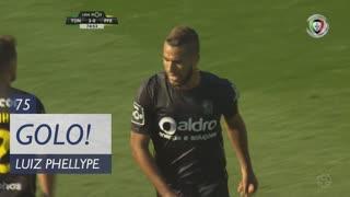 GOLO! FC P.Ferreira, Luiz Phellype aos 76', CD Tondela 2-1 FC P.Ferreira