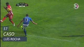 CD Feirense, Caso, Luís Rocha aos 57'
