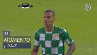 Moreirense FC, Jogada, J. Cádiz aos 45'