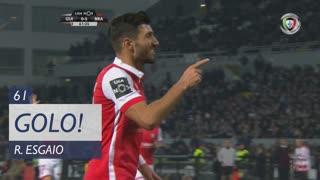 GOLO! SC Braga, Ricardo Esgaio aos 61', Vitória SC 0-5 SC Braga