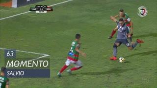 SL Benfica, Jogada, Salvio aos 63'
