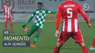 Moreirense FC, Jogada, Alfa Semedo Esteves aos 48'
