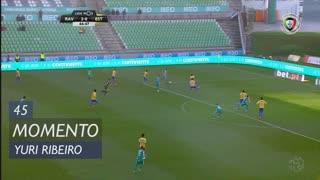 Rio Ave FC, Jogada, Yuri Ribeiro aos 45'