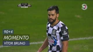 Boavista FC, Jogada, Vítor Bruno aos 90'+4'