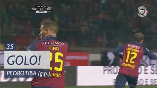 GOLO! GD Chaves, Pedro Tiba aos 35', GD Chaves 1-2 Vitória SC