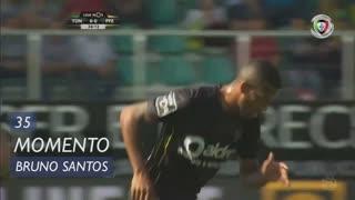FC P.Ferreira, Jogada, Bruno Santos aos 35'