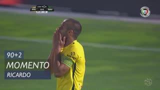 FC P.Ferreira, Jogada, Ricardo aos 90'+2'